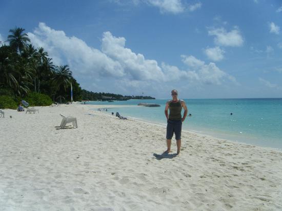 คุรามาธิ ไอแลนด์ รีสอร์ท: Beach Bungalow
