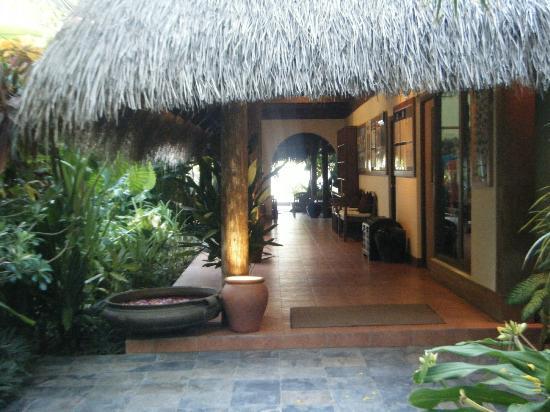 Kuramathi Island Resort: Reception