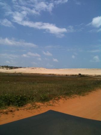 Arena das Dunas : paraiso brasileiro