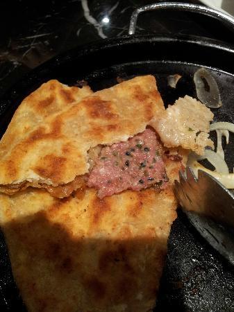 Mumtaz Restaurant : nasty surprise...