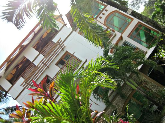 Boracay Beach Club: facade