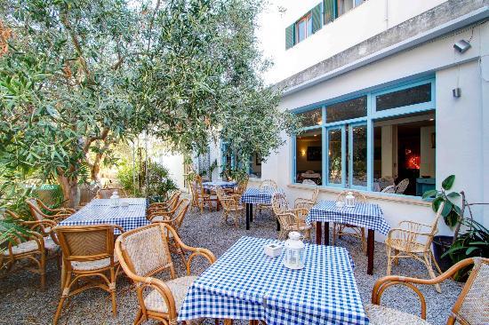 Hostal Paris: Mallorcan Garden