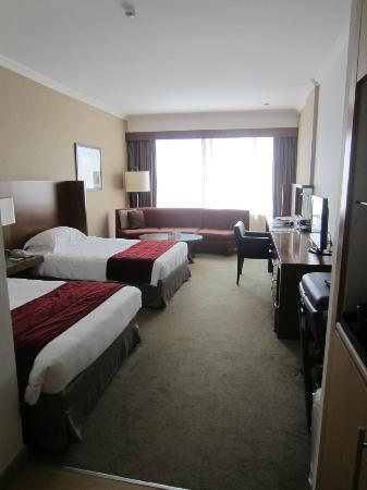 Jumeira Rotana: Room 421