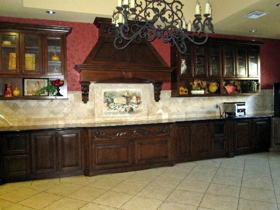Comfort Suites Alamo/Riverwalk: Breakfast area