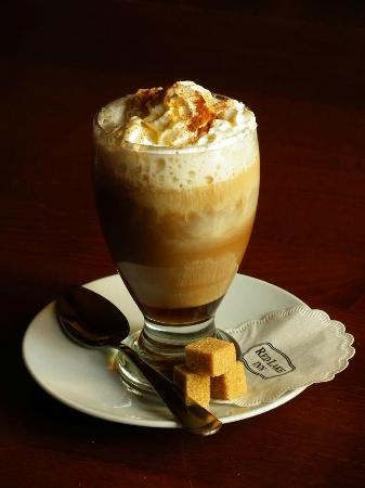 Gheorgheni, Rumania: Red Lake Latte