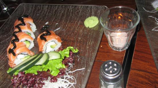 Gran Bar Danzon: comida boa