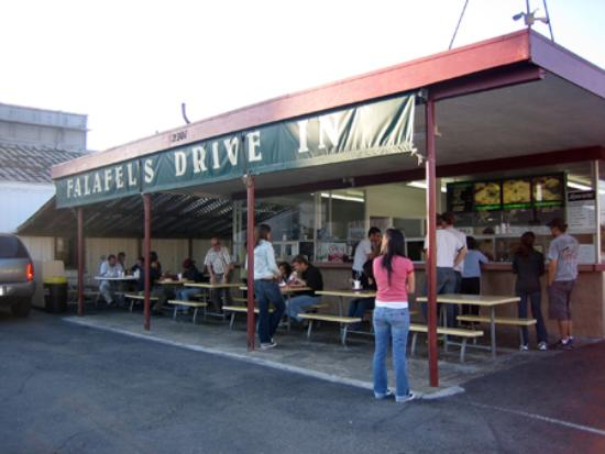 Falafel Drive-In: Falafel Nirvana