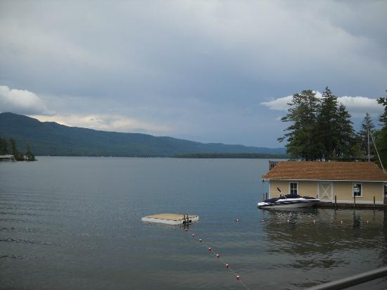 Chelka Lodge on Lake George: Serenity