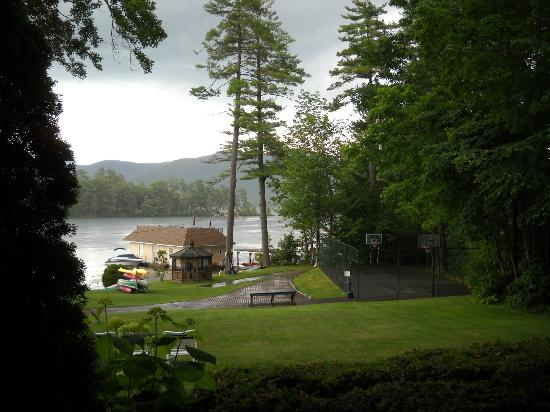Chelka Lodge on Lake George: Gazebo