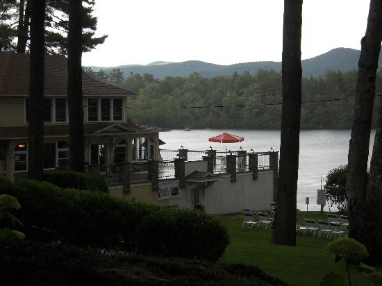 Chelka Lodge on Lake George: Main Lodge