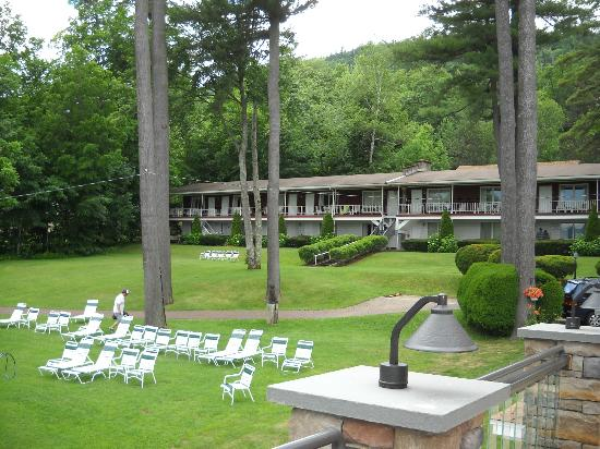 Chelka Lodge on Lake George: Motel