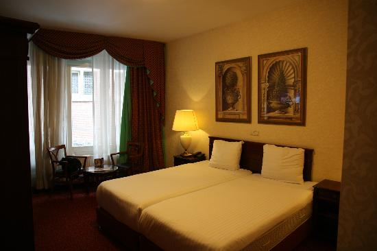 XO Hotels City Centre Amsterdam: Room 11