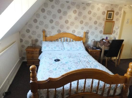 Palace Hill Hotel Scarborough: Room at the top