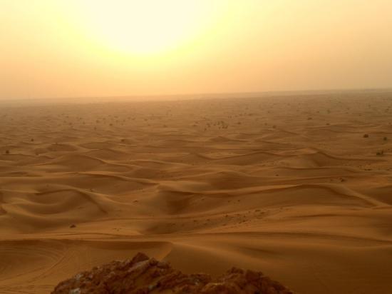 Emirat de Dubaï, Émirats arabes unis : Endless Desert