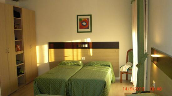 Hotel Gardenia: Schönes Zimmer