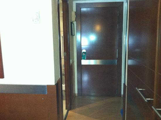 Tres Torres Atiram Hotel: entrada