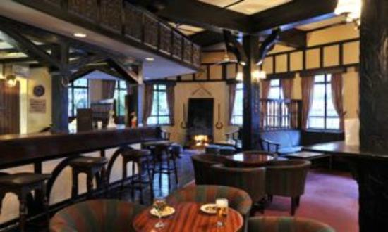 Cresta Churchill Hotel : Cresta Churchill Bar