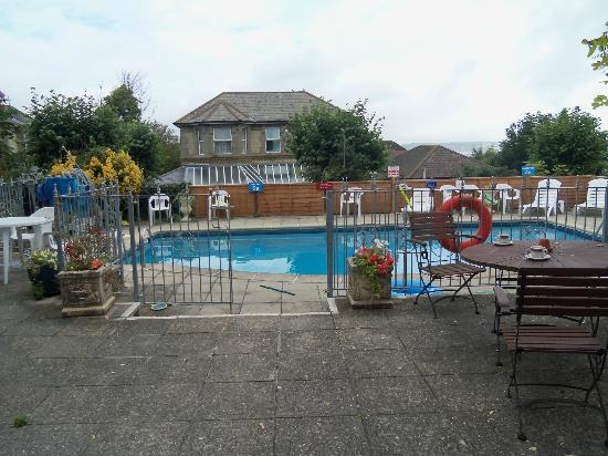 Eastmount Hall Hotel : Picture of the Pool at the Hotel