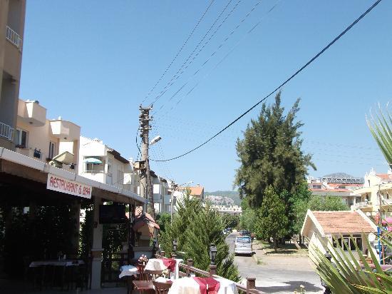 Hani Hotel: view