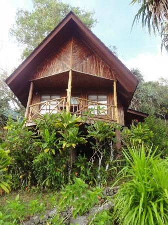 Aliiibamou Resorts Carolines: our cottage (6)