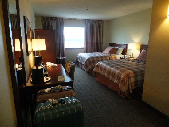 Explorer Hotel: 客室