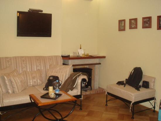 Pohadka: VIP President room