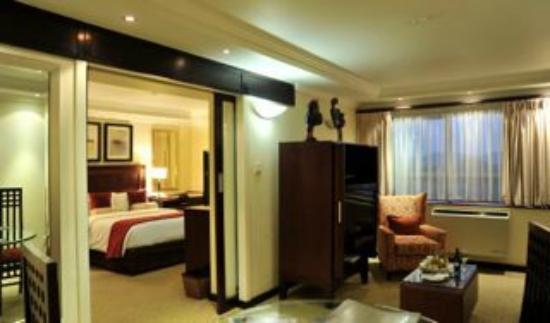 Cresta President Hotel : Cresta President room