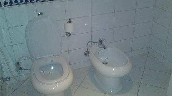 Sea Club Resort - Sharm el Sheikh: very clean toilet