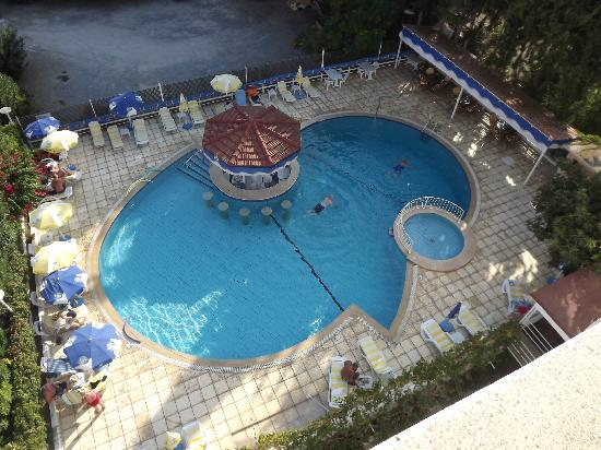 Sammy's Hotel: Pool