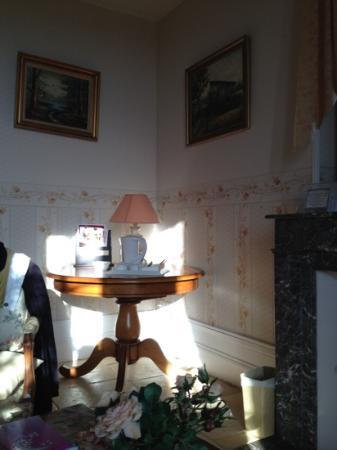 Chateau de Monrecour: chambre
