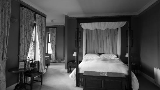 Lough Inagh Lodge: Room 1