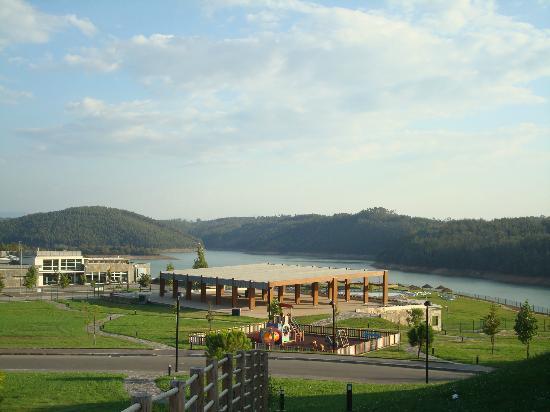 Montebelo Aguieira Lake Resort & Spa: Morning view