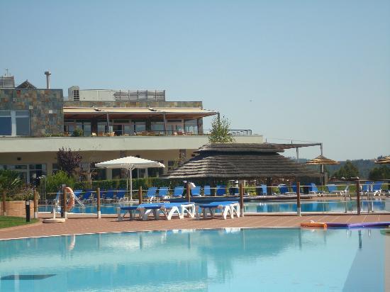 Montebelo Aguieira Lake Resort & Spa: Reception Building