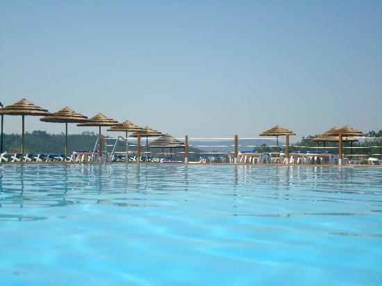 Montebelo Aguieira Lake Resort & Spa: Inside the pool...!