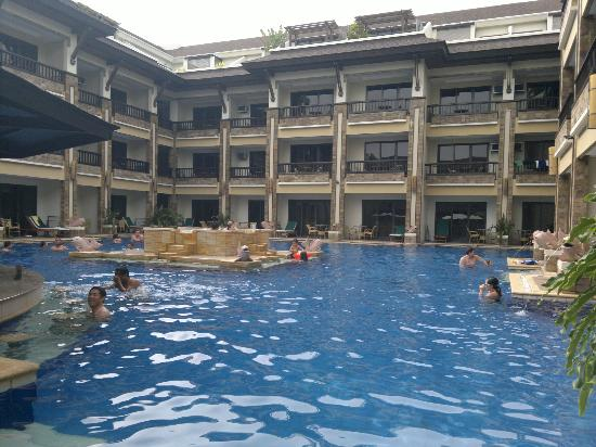 Henann Regency Resort & Spa: One of the pool area