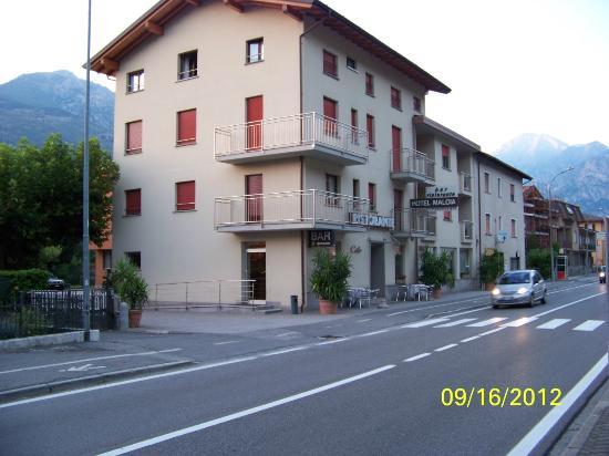 Hotel Maloia: Auch für Mopedfahrer sehr geeignet