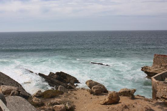 Guincho Beach: Playa