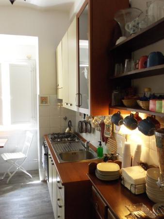 Campanella 3: Kitchen