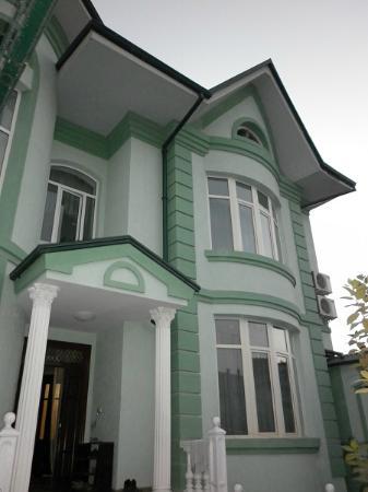 Jahongir B&B Tashkent: ホテルの外観