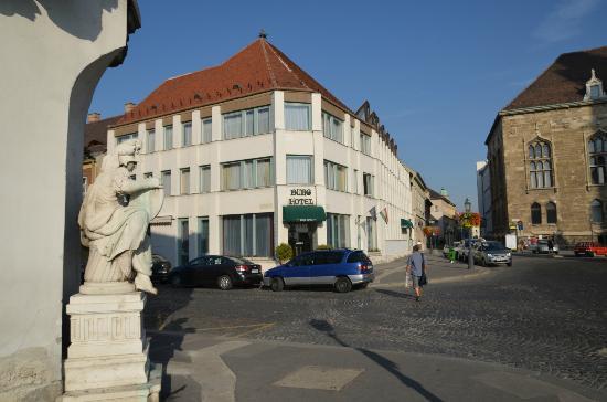 Burg Hotel: Здание отеля