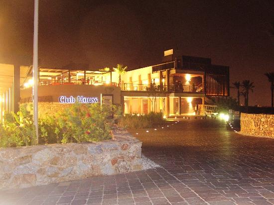 Roda Golf & Beach Resort : Roda club house