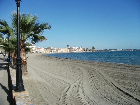 Roda Golf & Beach Resort: Los Alcazares beach