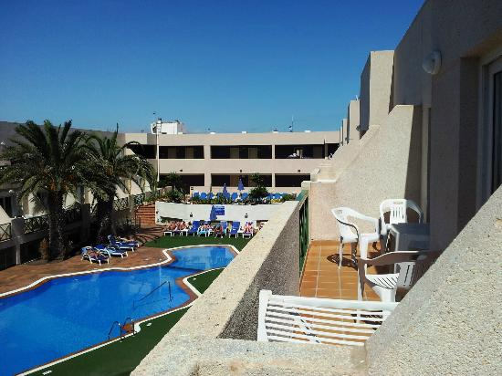 Hotel  Dunas Club: 1 bedroom balcony overlooking pool
