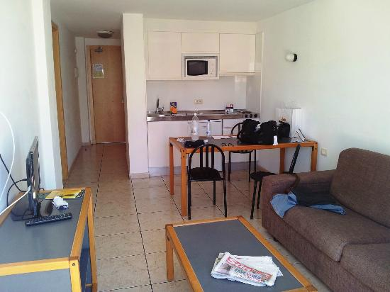 Hotel  Dunas Club: 1 bedroom appartment, living area