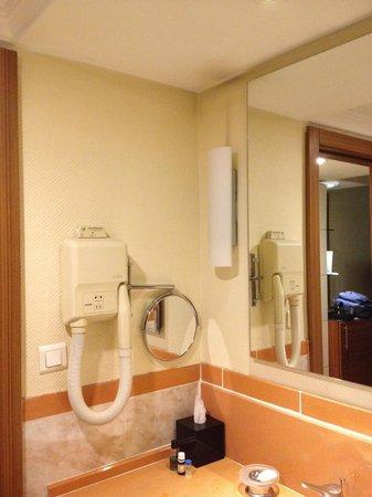 Nippon Hotel: Bagno non all'altezza delle stelle
