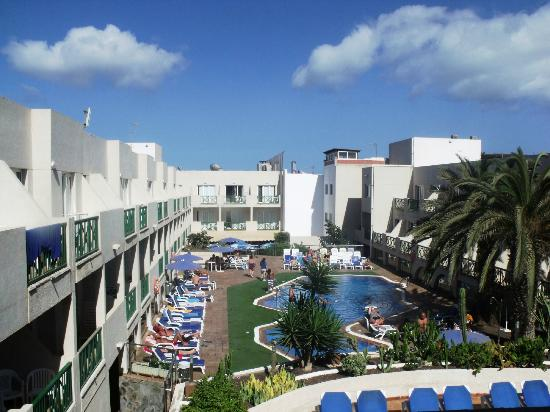 Hotel  Dunas Club: Pool and sundeck