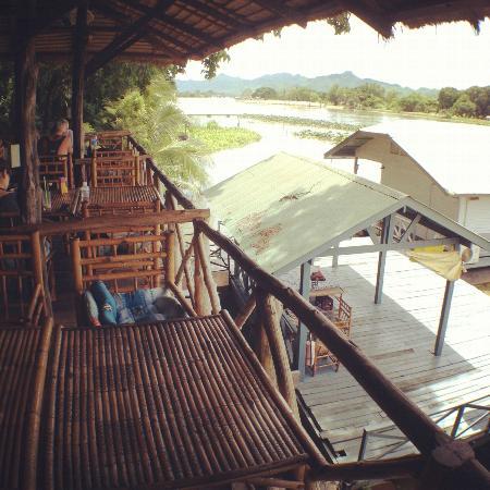 Sugar Cane Guest House 1 : 眺めが最高