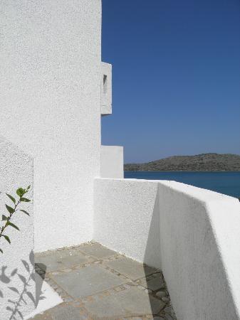 Selena Village: terrace