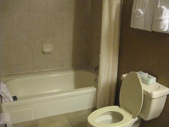 Legacy Vacation Resorts: Master Bathroom 