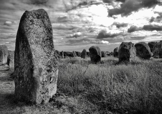 Megaliths of Carnac: Kerzerho standing stones
